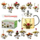Blooming Tea Gift Set