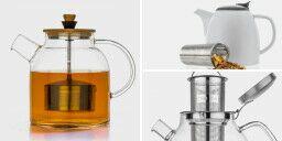 Teapot & Kettle