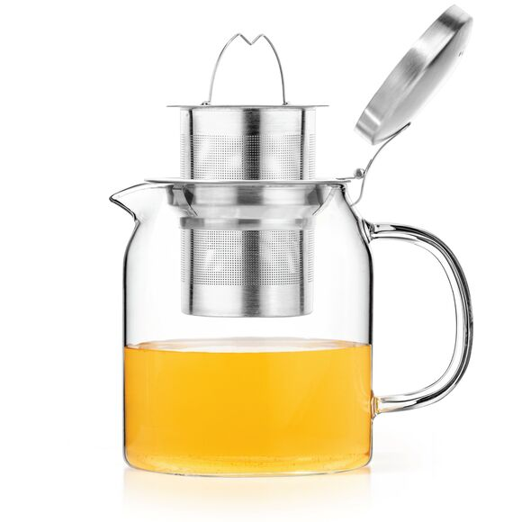 Pyxis Glass Teapot 20oz