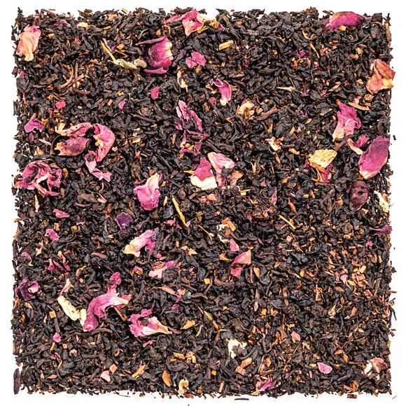 White Peach Rose Tea