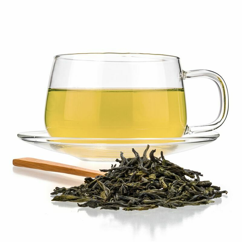 chinese oolong green tea