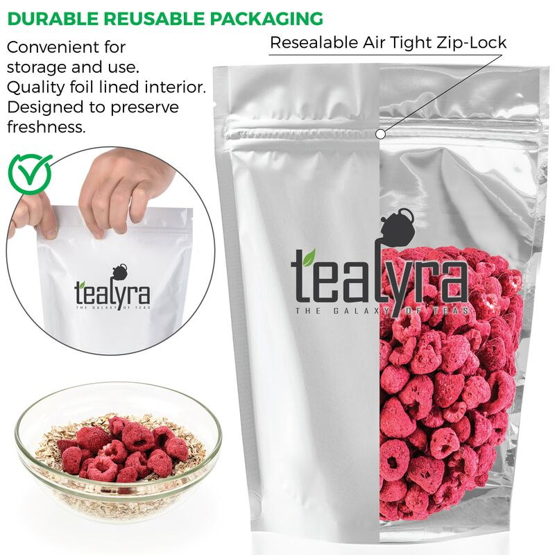 Raspberry Freeze Dried