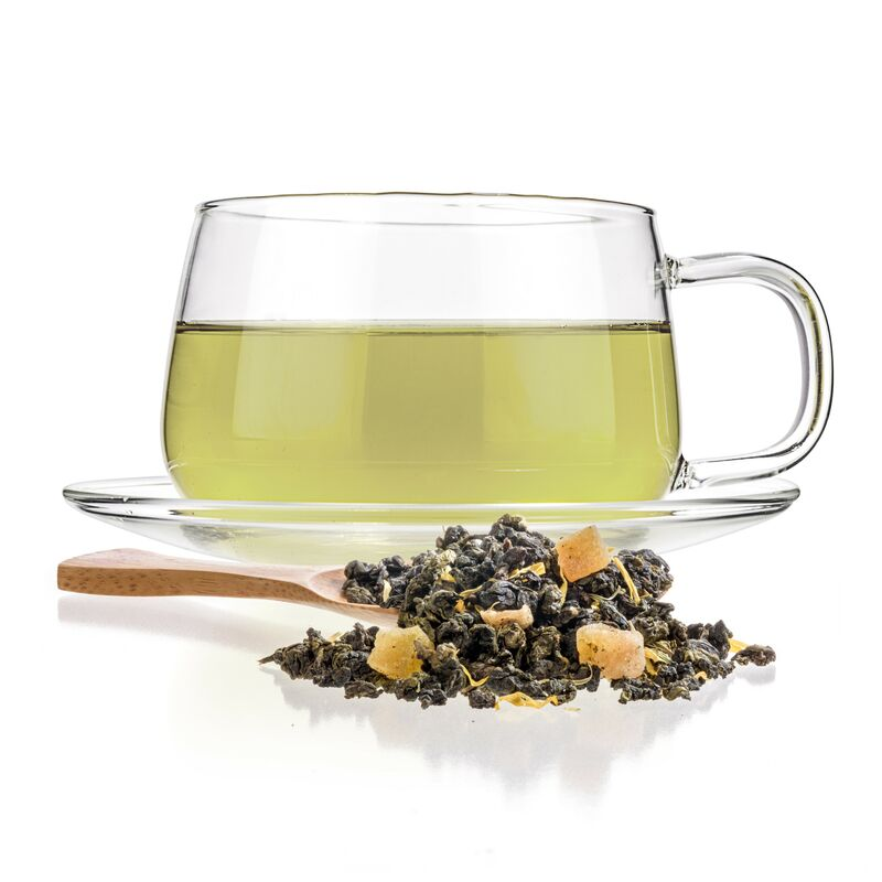 White Peach Oolong
