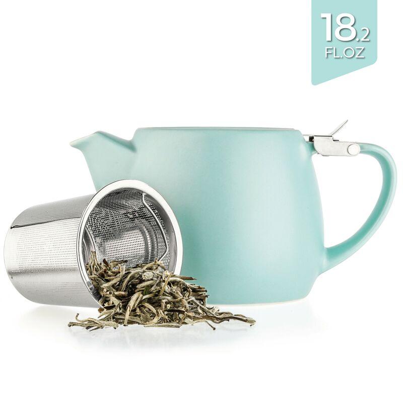 Pluto Porcelain Teapot 18.2oz