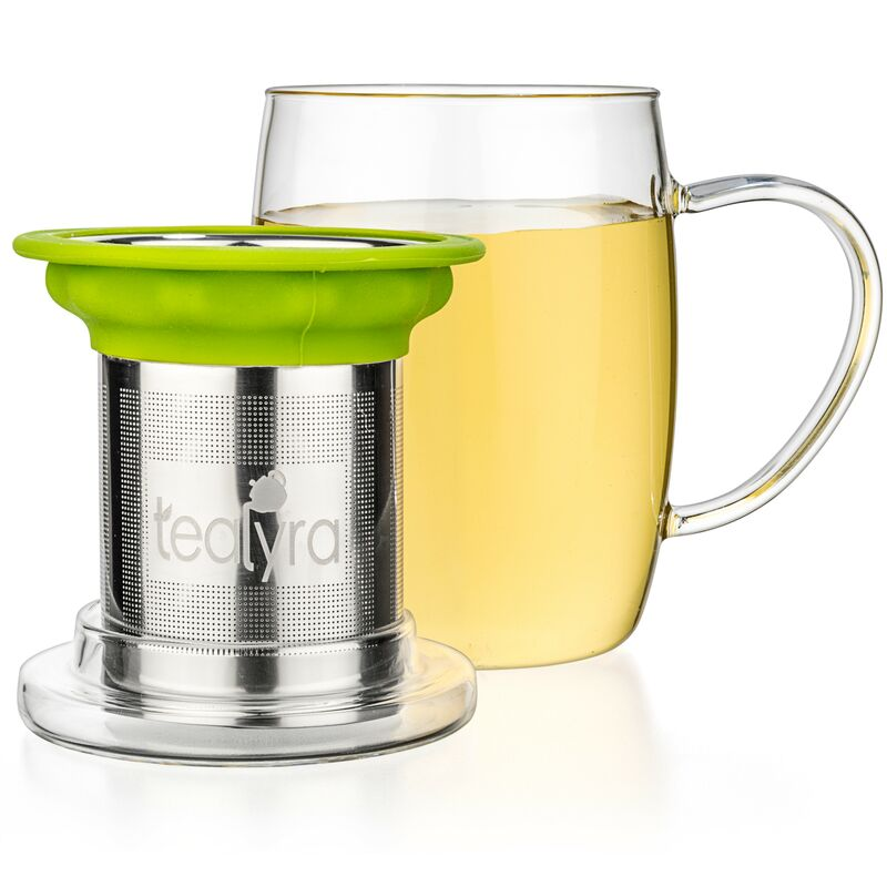 perfecTEA Glass Cup Infuser