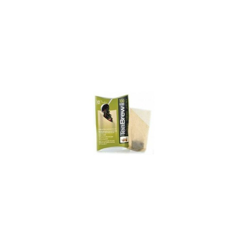 Tea Brew Filter Bags, 100 pcs