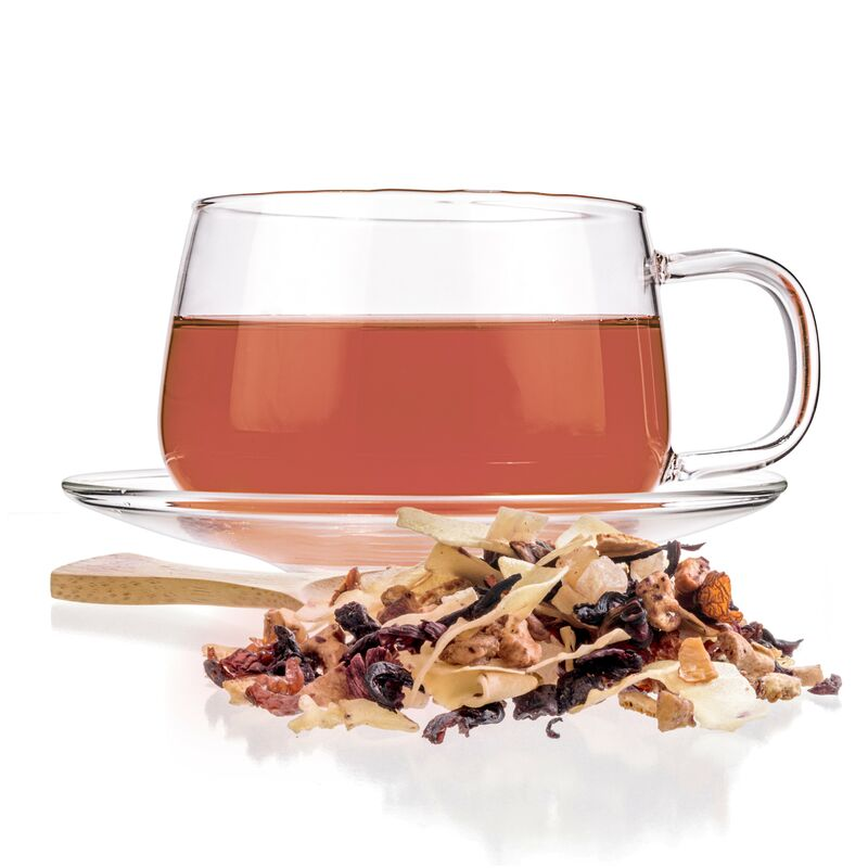 Buy Crushed Cherry Colada Tea