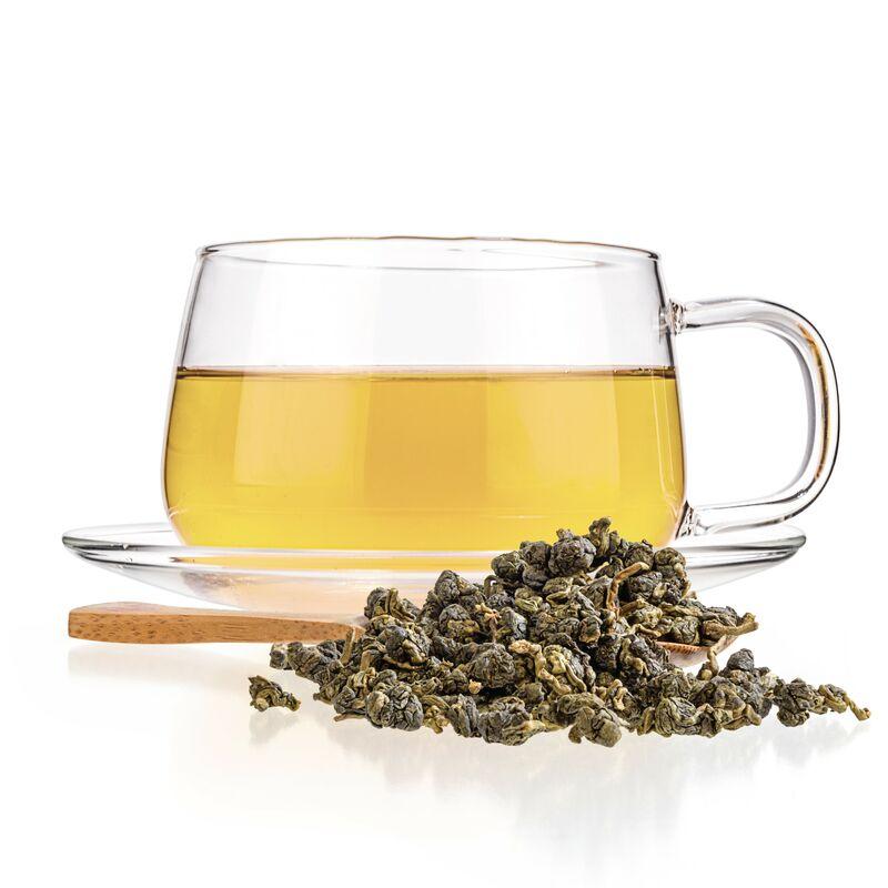 thé oolong biologique taiwan
