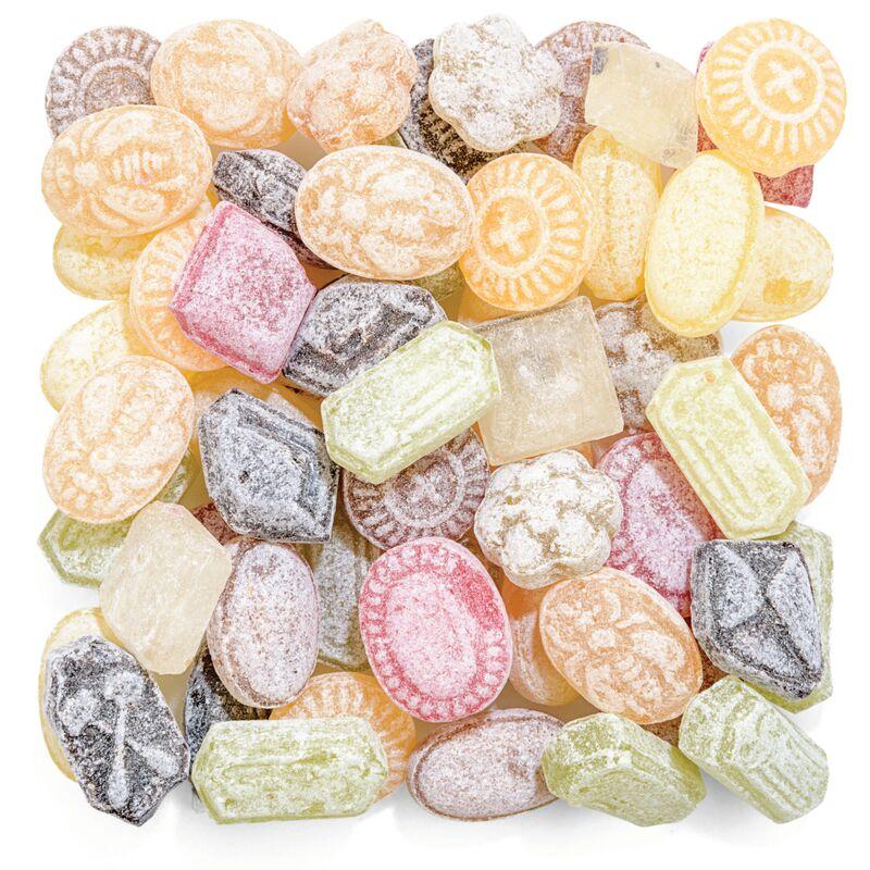 Bonbons pour la Gorge aux Plantes