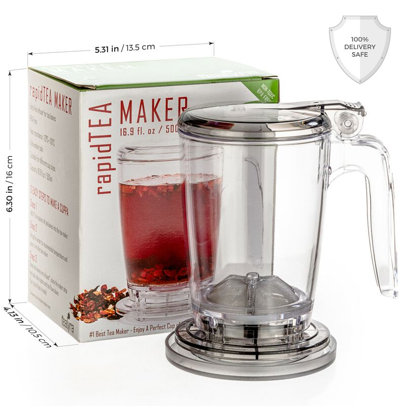 rapidTEA Maker 16oz